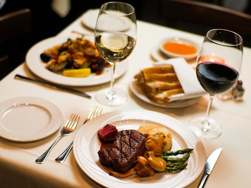 easy romantic dinner recipes for two at home credainatcon com