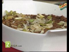 Anday Ka Halwa By Cooking Expert Zubaida Tariq Zaiqa