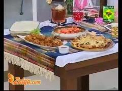 Thai Chili Pizza Thai Fritters And Moist Coconut Cake By