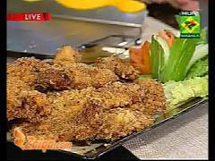Crunchy Chicken Strips By Shireen Anwer