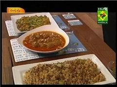 Qeema Chana Pulao Special Kofta Gravy Aalu Matar By Chef