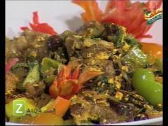 Sabz Gosht Curry By Rida Aftab Zaiqa