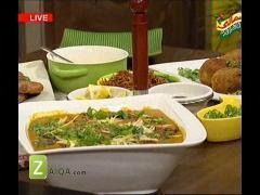 Chicken Haleem And Aloo Ki Kachorian By Zubaida Tariq Zaiqa